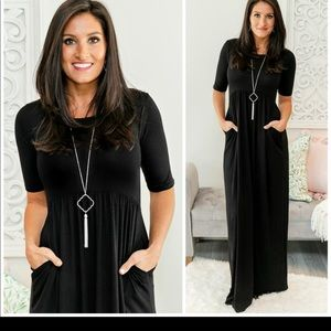 Maxi dress-Brand New-perfect for Fall